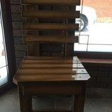 Садовая мебель стулья