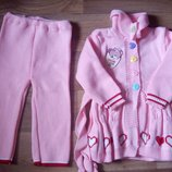 Детский костюм на весну, штаны, кофта