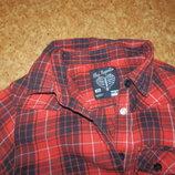 Длинное платье рубашка на рост 140-160