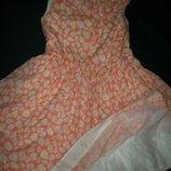 Летнее платье Спенсер 6-7л