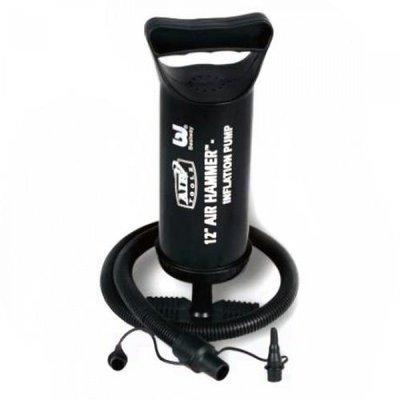 Ручной насос для надувания BestWay 62002, объем 0.85 л, 30 см, черный