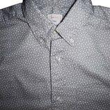 Мужская рубашка в узорчик Gap S/P M