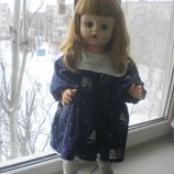 Винтажная американская кукла DELUXE.