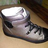 Демисезонные ботинки 31-36 р Jong Golf на девочку, осенние, весенние, осінь, Джонг Голф, ботінки