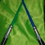 Фирменный меч хасбро Звездные войны выдвижной.