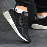 Кроссовки мужские Adidas Equipment adv 91-17 black/white