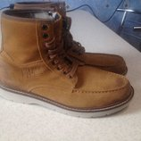 Замшевые ботинки Tommy Hilfiger оригинал 42 Eur, 8 UK, 9 US