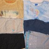 пакет одежды на девочку 6 лет 116-122 рост 6 вещей