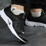 Кроссовки мужские Nike Air Presto black/white