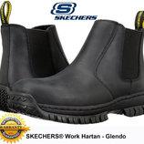 Ботинки SKECHERS® Work Hartan - Glendo original из USA 41р. EU