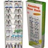 Органайзер для обуви Amazing shoe rack - лучший органайзер для обуви