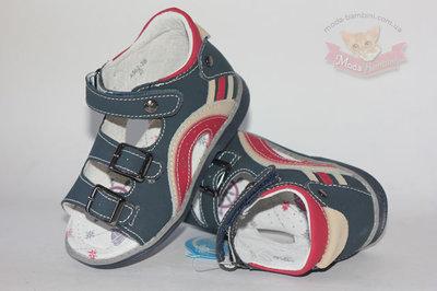 Босоножки для мальчиков кожа, каблук Томаса р 21-26. В наличии.