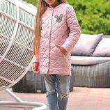 Куртка пальто весна осень на девочку