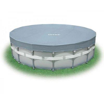 Чехол 28040 для каркасного бассейна,диаметр - 488 см.