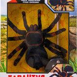 Паук на радиоуправлении Тарантул светятся глаза, 30 см KI-3020