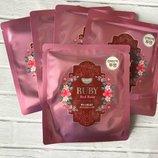 Гидрогелевая маска для лица с рубином и болгарской розой KOELF Ruby & Bulgarian Rose Hydro Gel Mask