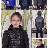 Демисезонная куртка «Порш» р.116-164