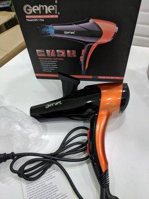 Фен для волос GEMEI GM 1766 2600 Вт  325 грн - бытовая техника в ... ac6fa2f0a8285