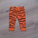 Забавные тигровые штаны