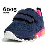 Кроссовки, ботинки, туфли CSCK.S. с подсветкой, стелька с супинатором, р. 26-31