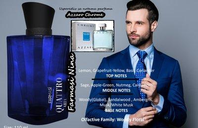 Мужская парфюмированная вода Quattro Aria EDP For Men Farmasi