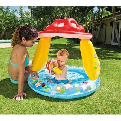 Детский надувной бассейн Intex 57114 Грибок 102 х 89 см
