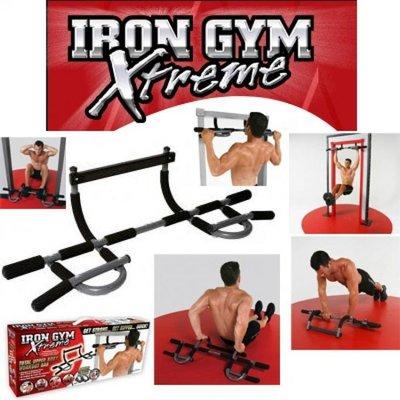 Турник Iron Gym Айрон Джим Extreme