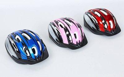 Велошлем шоссейный с механизмом регулировки MV10, 3 цвета размер S-L