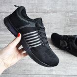 Кроссовки мужские Sport black