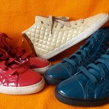 Ботинки Geox N.CLUB р.41 стелька 26,5см
