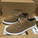 Туфли мужские Mango Men Манго 41-45 демисезонные