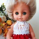 Кукла куколка Бигги Biggi Гдр Германия прямоножка