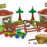 Гараж дорога Ранчо Kid Cars 3D Wader 53410 Вадер поместье