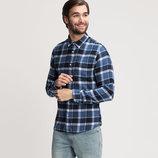 Фирменные фланелевые рубашки C&A