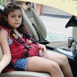 Детское бескаркасное автокресло до 10 лет