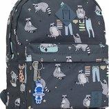 Рюкзак молодежный BAGLAND . С разными рисунками.