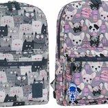 Рюкзак BAGLAND mini . С собачками и Кошечками