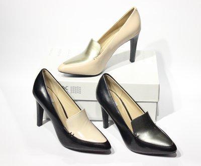 Шикарні шкіряні туфлі-лодочки Geox Respira D Caroline, Оригінал