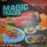 Трек-Конструктор Magic Tracks 165 элементов 1 машинка тачка