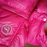 Куртка Kari для девочек Евро-Зима, размеры рост от 122 до 152