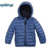 Бесплатная доставка Куртка еврозима на флисе Impidimpi.Германия.р 74-80