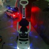 Мерседес SX1578 машина толокар каталка с резиновыми колесами Mercedes