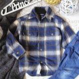 3-4года.Тёплая рубашка OshKosh.Мега выбор обуви и одежды