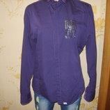 фирменная рубашка 46-48р