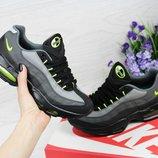Кроссовки подросток Nike 95 Gray 36-40р