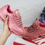 Кроссовки женские Nike 95 pink