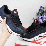 Кроссовки подросток Nike 95 dark blue