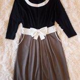 Симпатичное трикотажное платье BAGEN Турция