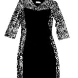 Трикотажное платье DZYN Турция