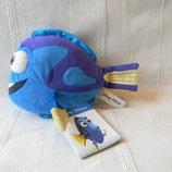 Мультяшные игрушки Disney PIXAR. Рыбка Немо, синяя